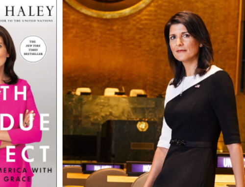 11 Lessons Conservative Women Can Learn From Ambassador Haley's Book, With All Due Respect