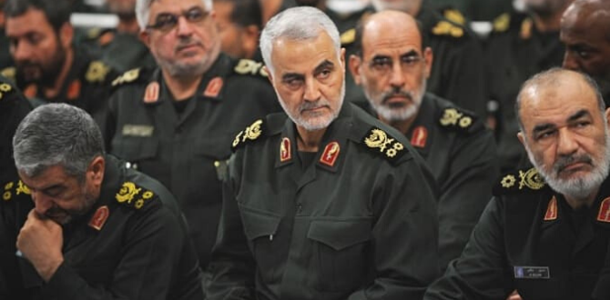 US Airstrike Kills Iranian Major General Qassem Soleimani, Lets Break It Down