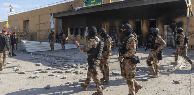 Why The Attacks At The US Embassy In Baghdad Were The Anti-Benghazi