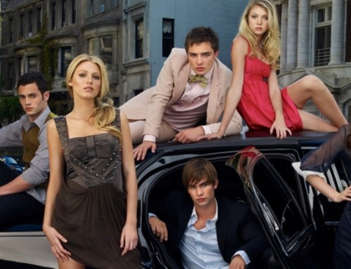 Here's The 411 On The Gossip Girl Reboot