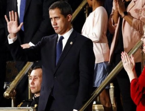 Why Juan Guaido's Presence At The State Of The Union Matters