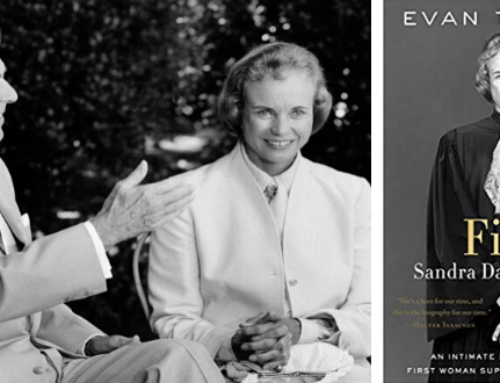 "To Celebrate Sandra Day O'Connor On Her 90th Birthday, Read Her Biography ""First"""