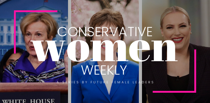 6 Feel Good Stories Featuring Conservative Women This Week