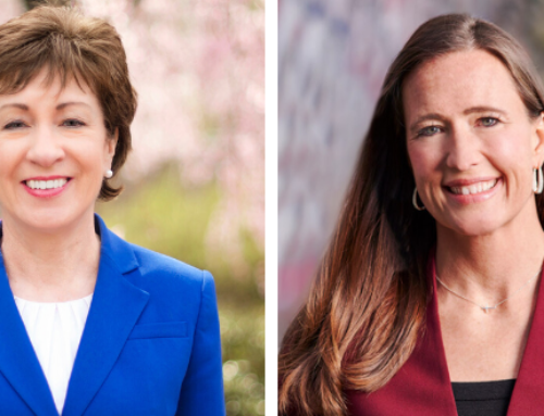 Meet The 2 GOP Women Running For United States Congress From Maine