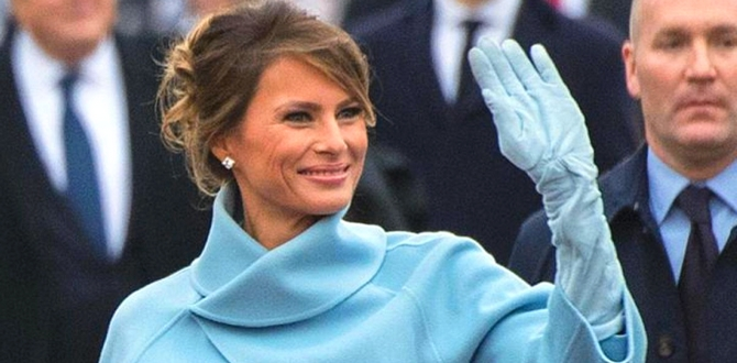 Melania Trump Turns 50: Her Best Looks As First Lady