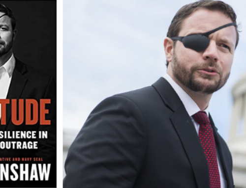 BOOK REVIEW: In Fortitude, Dan Crenshaw Brings His Navy SEAL Training to the Self-Help Genre