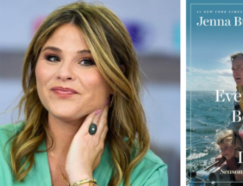 A Book Review Of Jenna Bush Hager's New Book, Everything Is Beautiful In Its Time
