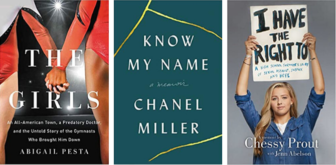 10 Books To Read During Sexual Assault Awareness Month