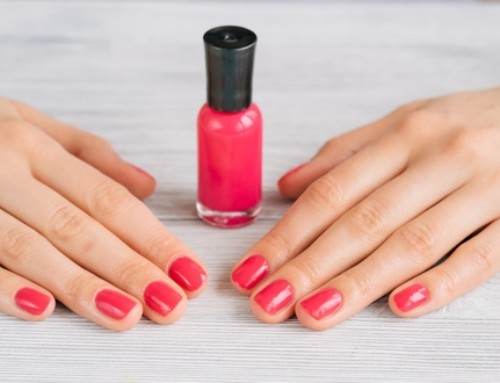 A Girl's Guide To An At Home Manicure