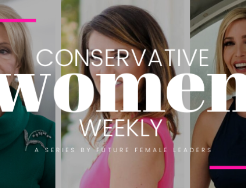 4 Big Wins By Center Right Women This Week