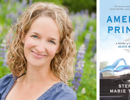 INTERVIEW: Author Stephanie Marie Thornton Talks American Princess and History's Forgotten Women