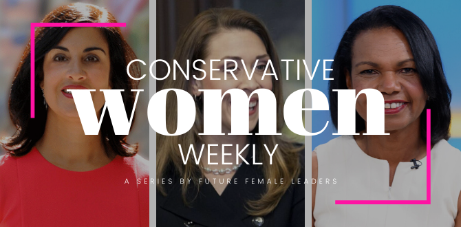 The Best Moments From Republican Women This Week