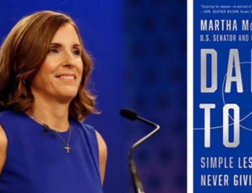 BOOK REVIEW: Senator Martha McSally Shares Her Inspiring Story In New Book, Dare To Fly