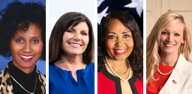 Meet The 4 GOP Women Running For United States Congress From Tennessee