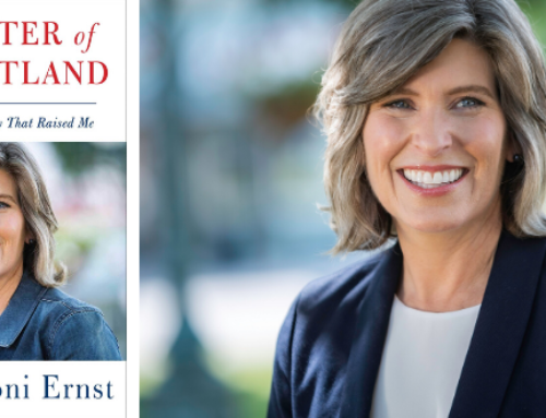 BOOK REVIEW: Senator Joni Ernst Opens Up In New Book, Daughter of the Heartland
