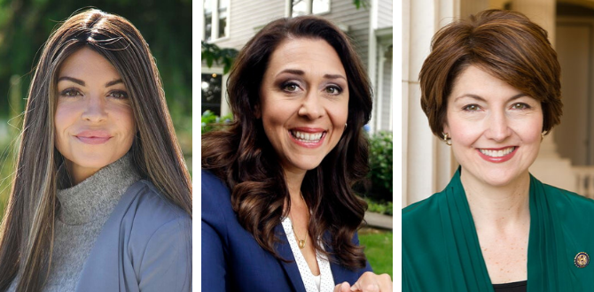 Meet the 7 GOP Women Running For United States Congress From Washington
