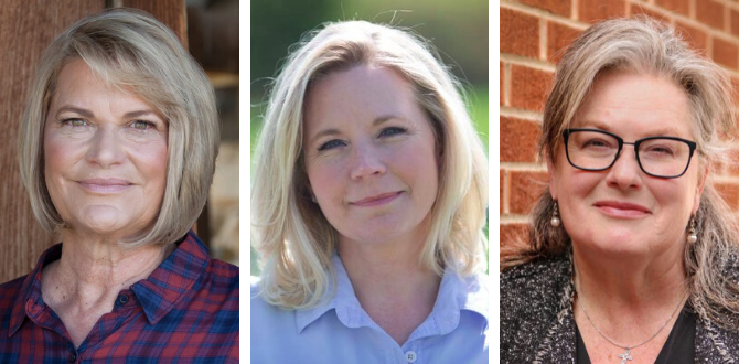 Meet The 3 GOP Women Running For United States Congress From Wyoming