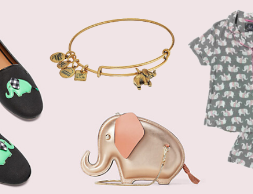 10 Adorable Ways Republican Women Can Incorporate Elephants Into Their Wardrobe