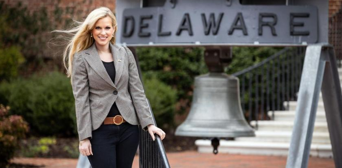Meet The Republican Woman Running for United States Senate From Delaware