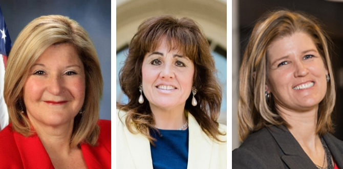 Meet The 3 GOP Women Running For United States Congress From Massachusetts
