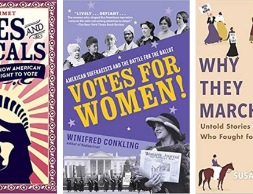 19 Books, Podcasts, And Movies To Celebrate The 19th Amendment