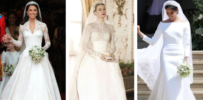 Answer These 7 Questions and We'll Give You a Royal Wedding Dress To Wear