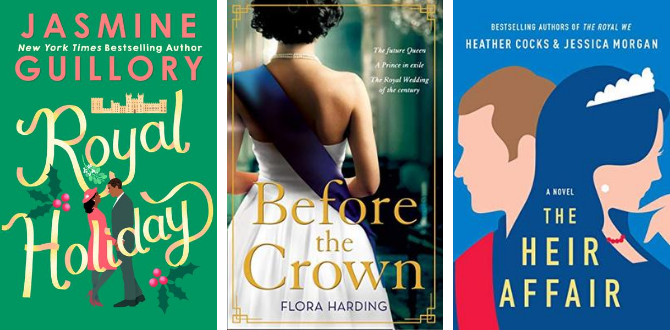 12 Page Turning Books That Feature Royal Plotlines
