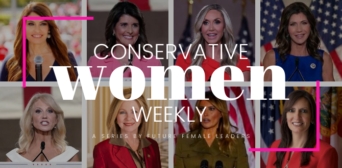 17 GOP Women Shine At The Republican National Convention This Week