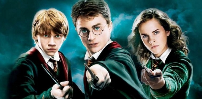 The Parallels Between Harry Potter And The Conservative Movement