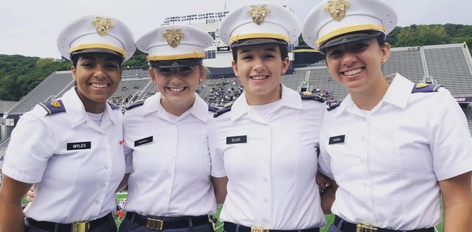 5 Young Women Share Their Experiences At United States Service Academies