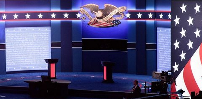 Everything You Need to Know About The First Presidential Debate