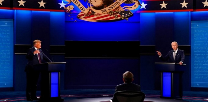 The Best Moments From The First Presidential Debate of 2020