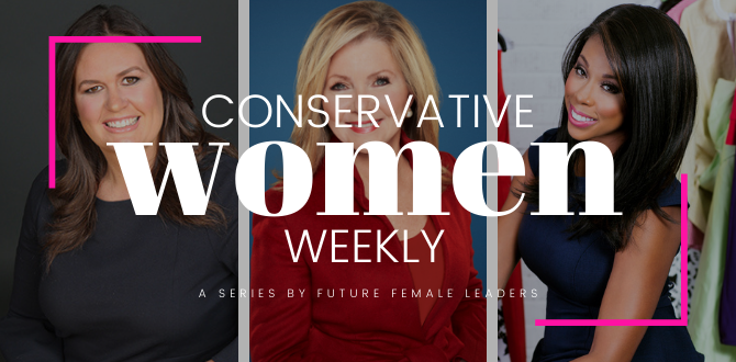 6 Accomplishments By Conservative Women This Week