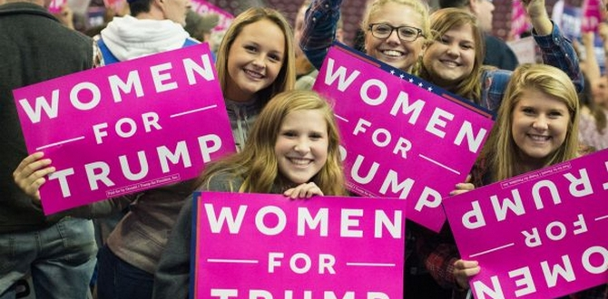21 Women Reveal Why They're Voting For Donald Trump