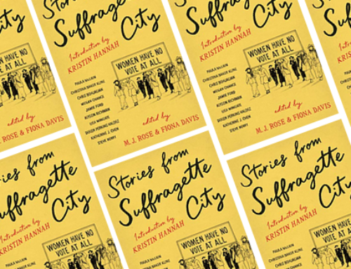 This Historical Fiction Short Story Collection Shines A Light On The Women's Suffrage Movement