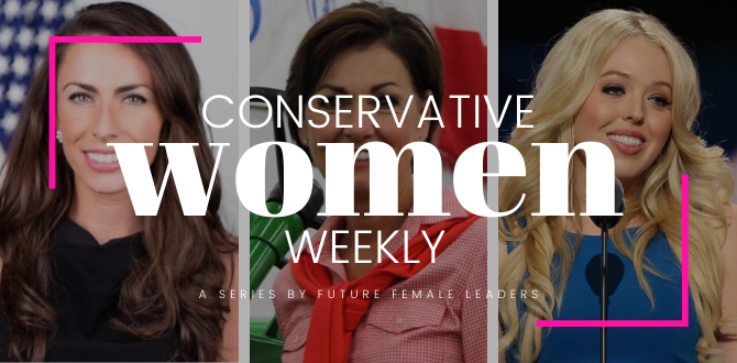 This Week's Most Inspiring Moments From Republican Women