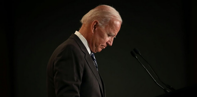 SATIRE: How To Cope When A Family Member Says They're Voting For Biden