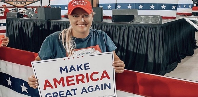 Attending A Trump Campaign Rally Cost This Woman Her Job