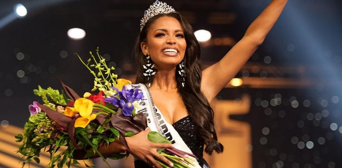 The New Miss USA is Pro-Gun, Pro-Trump, And The First Black Woman to Represent Mississippi At The Pageant