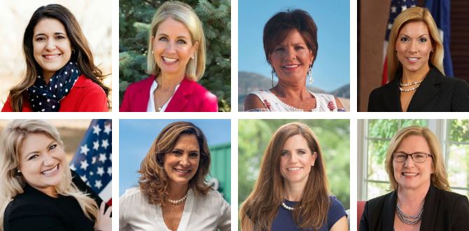 2020: The Year Of The Republican Woman