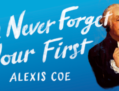 FFL's January Book Club Pick Is You Never Forget Your First by Alexis Coe