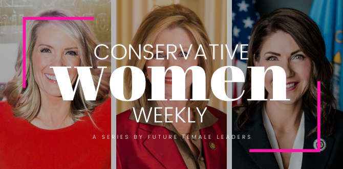 This Week's Top Stories About Republican Women