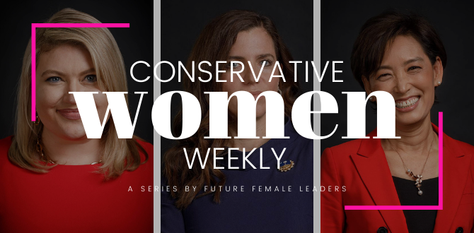 4 Refreshing Headlines About Republican Women This Week