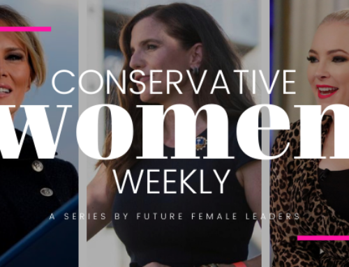 Here's How Conservative Women Used Their Voice This Week