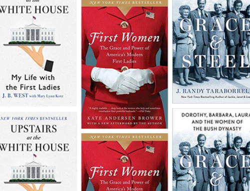 A Definitive List Of The Best Books About First Ladies