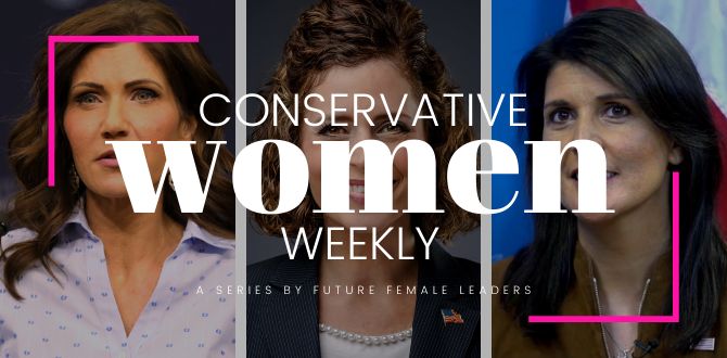 This Week's Bright Moments From Republican Women