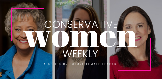 This Week's 3 Key Moments From Conservative Women