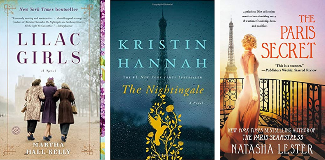 8 Must Read Historical Fiction Novels Set During WW2