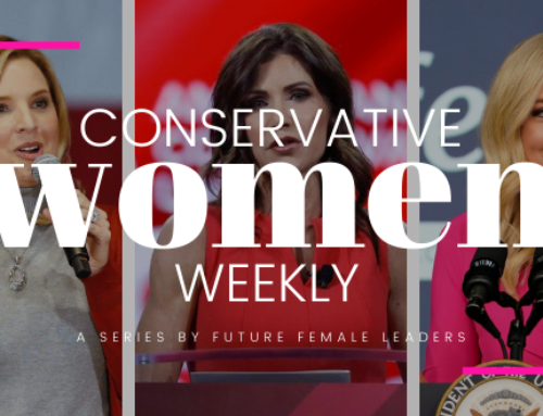 4 Conservative Women Who Made Their Mark This Week
