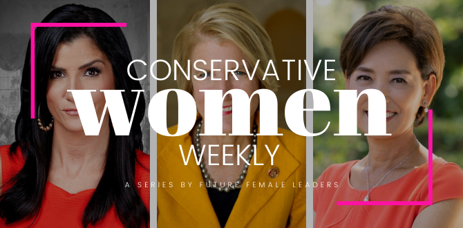 5 Wins From Conservative Women To Celebrate This Week